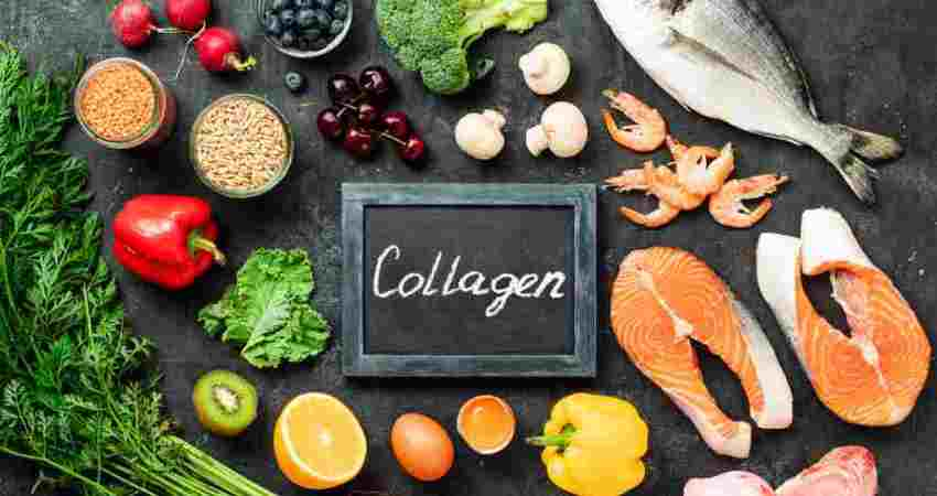 Modern Damaging Collagen